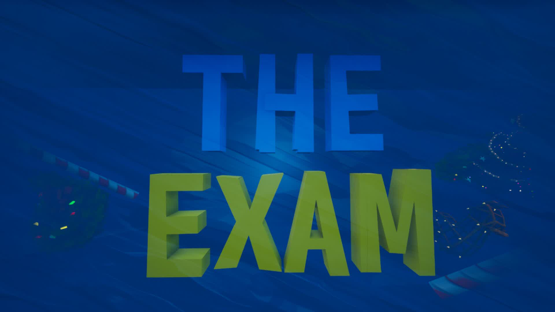 THE EXAM 8224-1584-6789 by dudiing