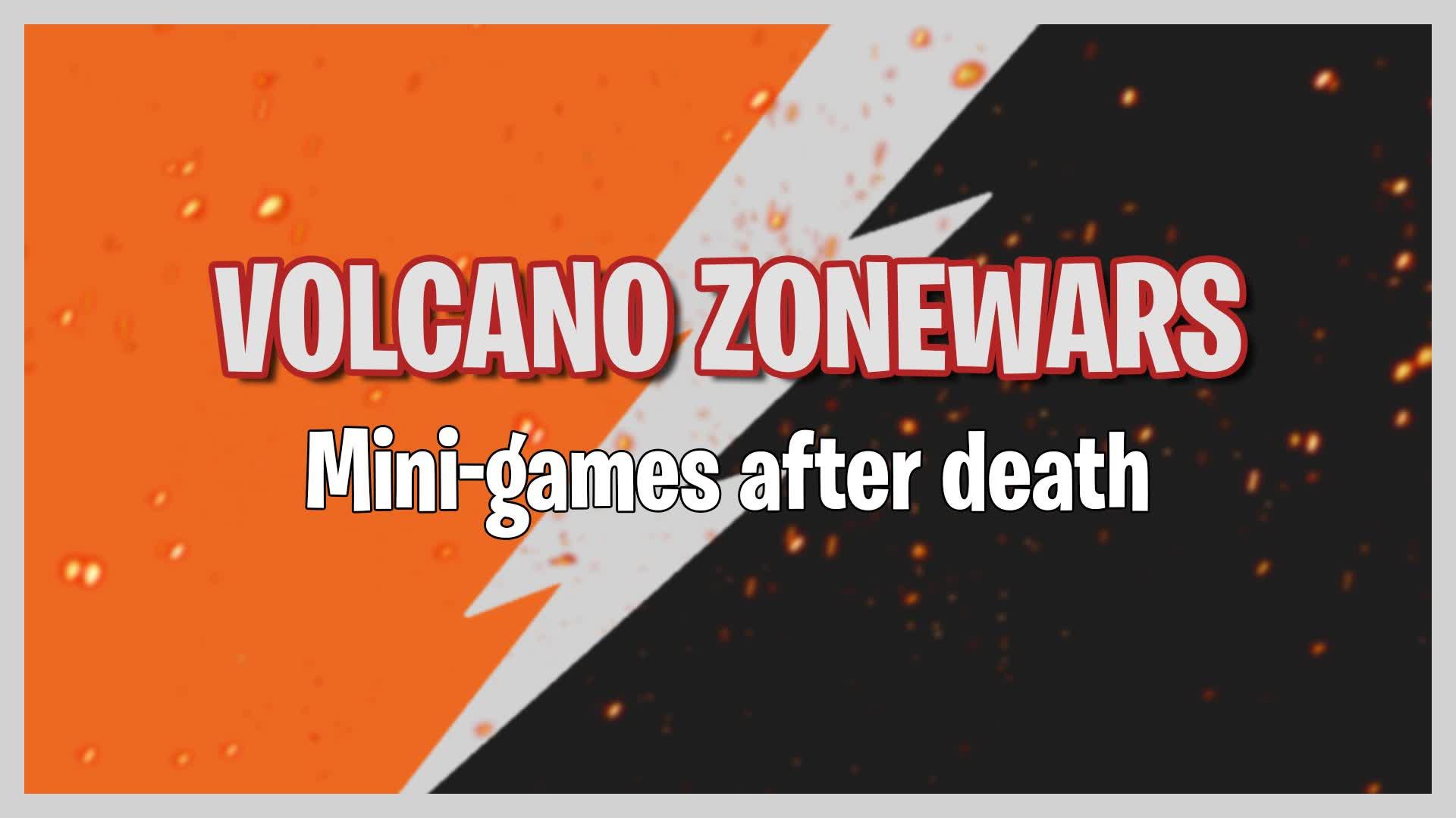 Volcano ZoneWars 🌋 5279-2660-3689 by Serenity